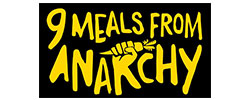 Logo Nine meals from anarchy