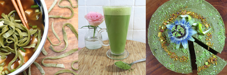 Melt-In-Your-Mouth Matcha Recipes Ebook