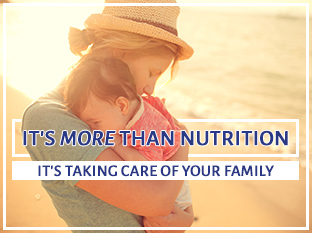 Its more than just nutrition, its caring for your family