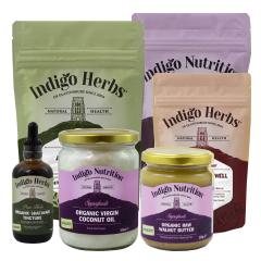 Indigo Herbs Full Range