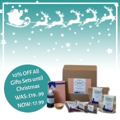 10% Off all Gift Sets until Christmas