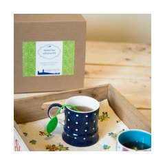 Brew a Indigo Loose Leaf Herbal Tea