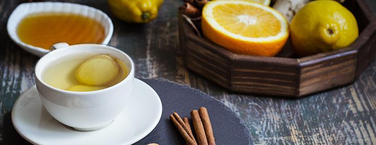 Immune Boosting Herbal Tea