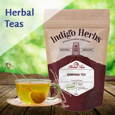 Indigo Herbal Teas