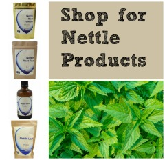 Shop for Nettle Products Here
