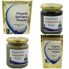 Products from Indigo Herbs