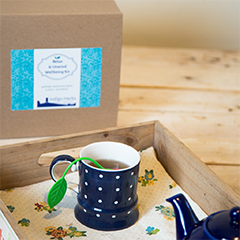 Relax and Unwind with Indigo Herbs specially crafted kit to soothe your mind and body