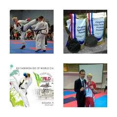 Sam Taylor Taekwondo Pro