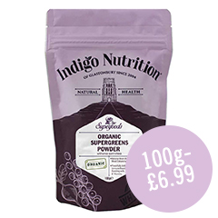 Indigo Herbs - Super Greens Powder - 100g - £6.99