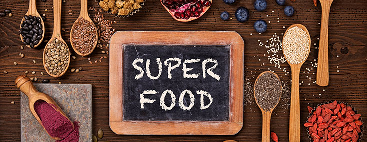 Fasting with superfoods
