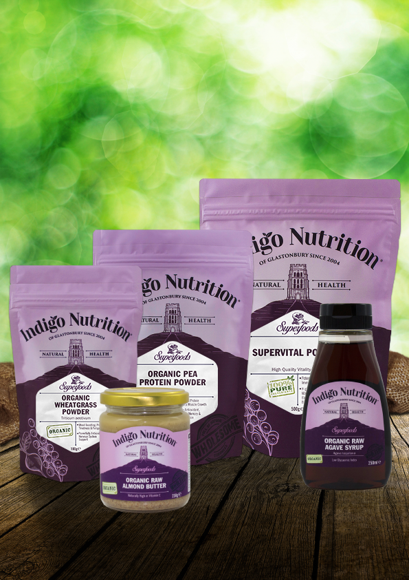 Indigo Nutrition Superfood Range