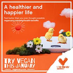 Try Vegan this January