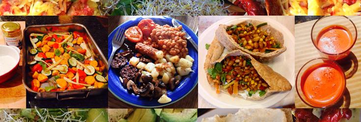 Abby Meals - Vegan Week Two