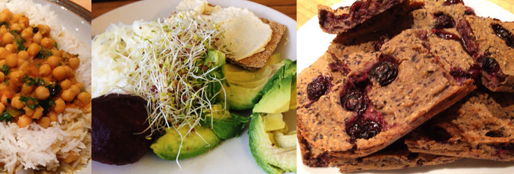 Vegan Meals and Snack Bars