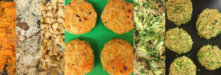 Elsie - Vegan Chickpea & Quinoa Burgers