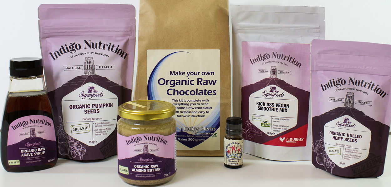 Vegan Competition Product Bundle - Indigo Herbs