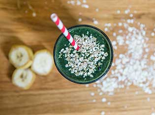 Yummiest Immune Boosting Green Smoothie