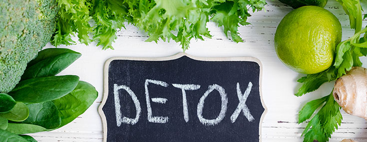 Six Top Tips For Spring Detox