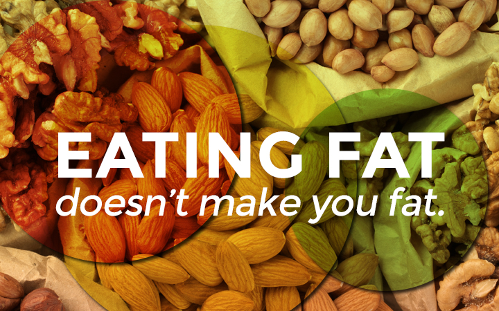 Fat doesn't make you fat