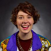 Elsie Brockway - Try Vegan - Veganuary - Indigo People
