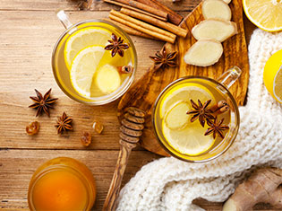 Five Herbs to Boost Your Immunity this Winter
