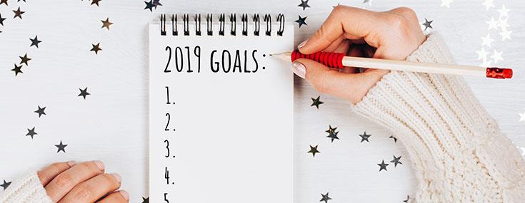 Health Goals 2019