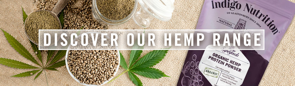 Discover our Hemp range