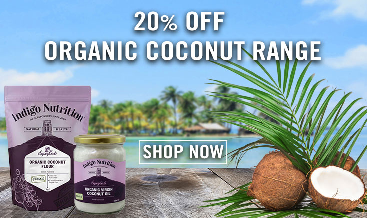 20% off our coconut range