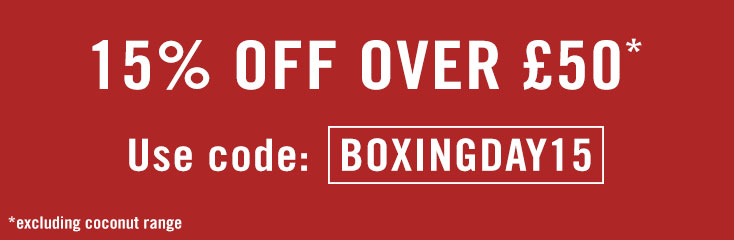 15% discount over £50