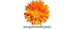 Logo Marigold Health Foods