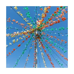 Something to dance around the maypole for!