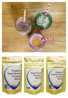 Indigo Herbs Superfood Powder Blends