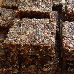 Kay's Seedy Nutty High Protein Energy Bars
