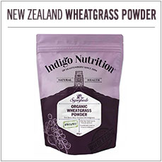 Organic Wheatgrass Powder (New Zealand)