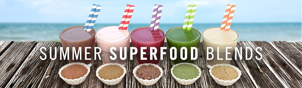 Superfood Blends for Summer