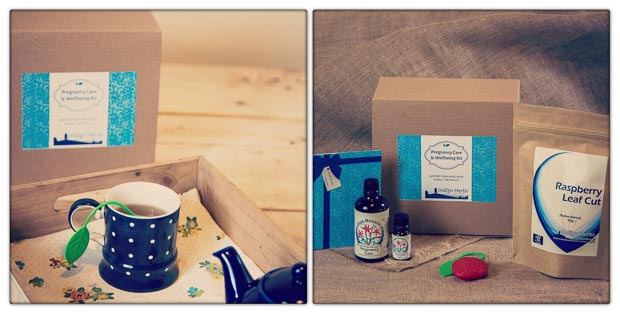 Pregnancy Care Wellbeing Gift Set