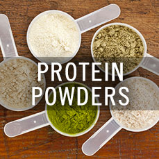 Shop Protein Powders