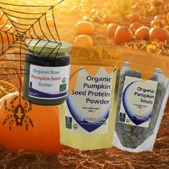 Indigo Herbs Pumpkin Products this Halloween