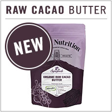 NEW Raw Cacao Butter