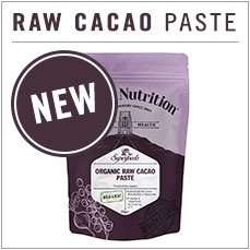 NEW Raw Cacao Paste