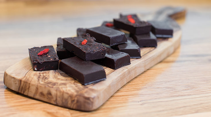 How to make Raw Chocolate