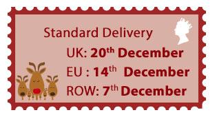 Shipping Times Christmas