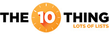 The 10 Things - Logo
