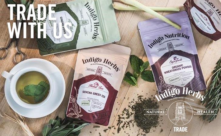 Indigo Herbs - Trade - Trade with Us