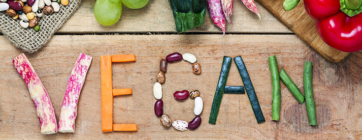 A Nutritionist Guide To Going Vegan