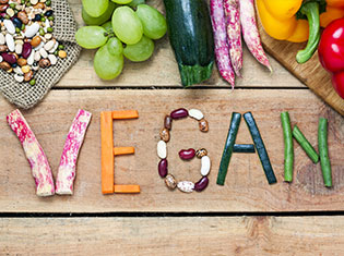 A Nutritionists Guide To Going Vegan