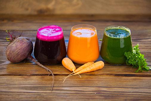 Vegetables Juices