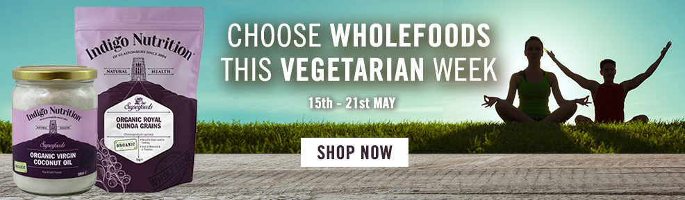 Wholefoods National Vegetarian Week 15th May