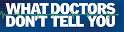 What Doctors don't tell you - Logo